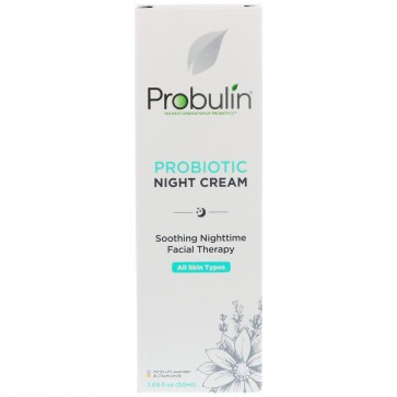 Probulin Probiotic Night Cream 1 69 fl oz 50 ml