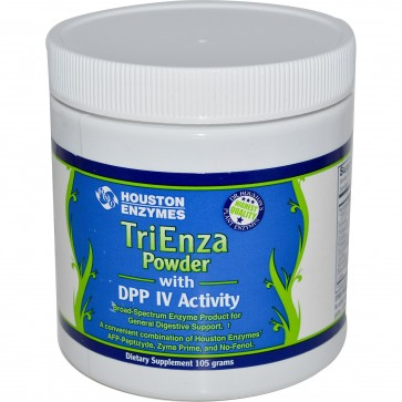 Houston Enzymes TriEnza with DPP IV Activity 105 Grams