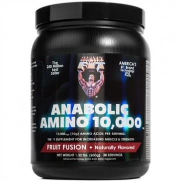 Healthy N Fit Anabolic Amino 10,000 Fruit Fusion