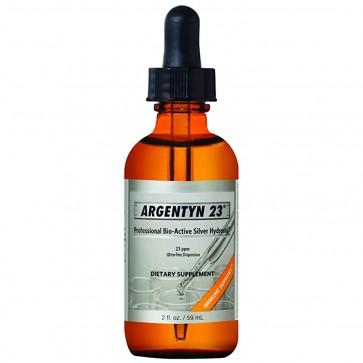 Argentyn 23 Professional Bio-Active Silver Hydrosol 2 fl oz Dropper