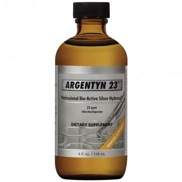 Argentyn 23 Professional Bio-Active Silver Hydrosol 4 fl oz