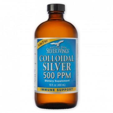 Colloidal Silver 500 PPM 16 fl oz