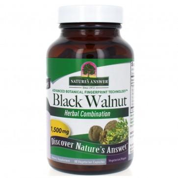 Nature's Answer Black Walnut 1500 mg 90 Vegetarian Capsules