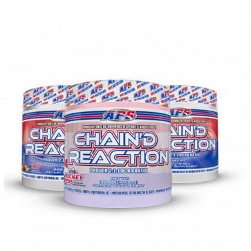 APS Chain'd Reaction   Chain'd Reaction