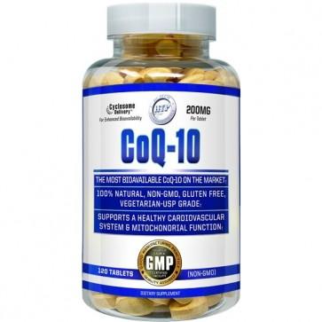 CoQ10 200mg 120 Tablets by Hi-Tech