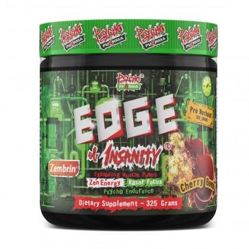 Psycho Pharma Edge of Insanity Cherry Bomb Pre Workout