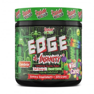 Psycho Pharma Edge of Insanity Wild Candy Pre Workout