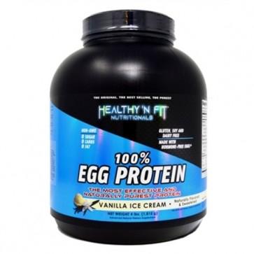 Healthy N Fit 100% Egg Protein Vanilla Ice Cream 4lbs