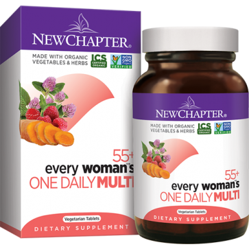 Every Woman's One Daily 55+ Multivitamin 48 Tablets