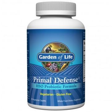 Garden of Life Primal Defense HSO Probiotic Formula 180 Vegetarian Capsules