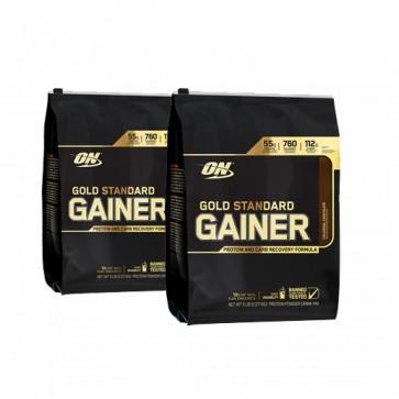 Gold Standard Mass Gainer Protein
