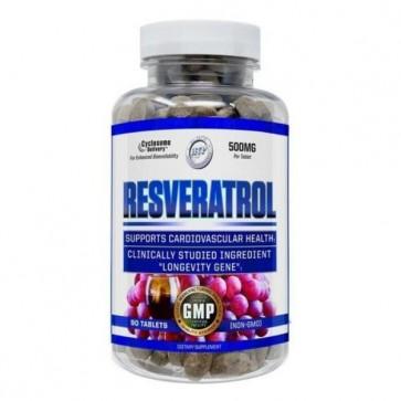 Resveratrol 90 Tablets by Hi-Tech