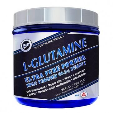 L-Glutamine 500g by Hi-Tech