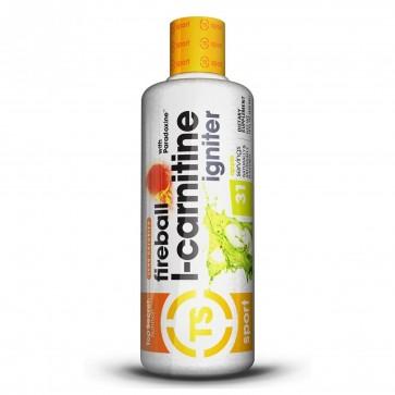 Top Secret Nutrition Fireball L-Carnitine Igniter Apple 31 Servings