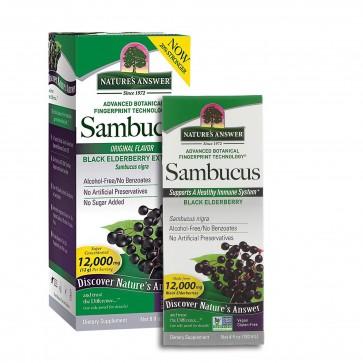 Natures Answer Sambucus Original | Sambucus Original