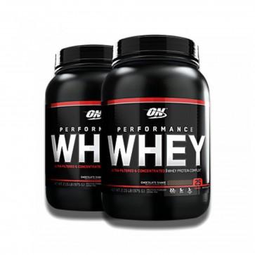 Optimum Nutrition Performance Whey Chocolate Shake 4.3 lbs