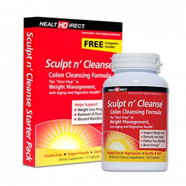 Sculpt n Cleanse by Health Direct