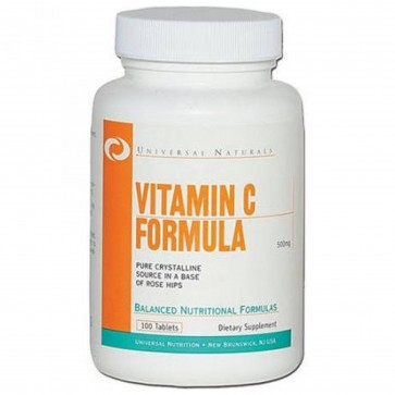 Universal Nutrition Vitamin C Formula | Universal Nutrition Vitamin C