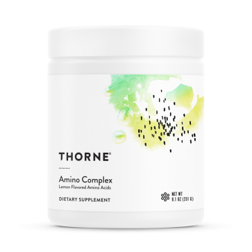 Thorne Amino Complex Lemon Flavored 8.1 oz
