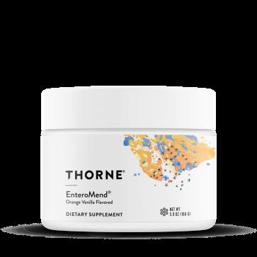 Thorne EnteroMend Orange Vanilla
