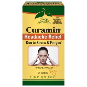 Terry Naturally Curamin Headache Relief 21 Tablets