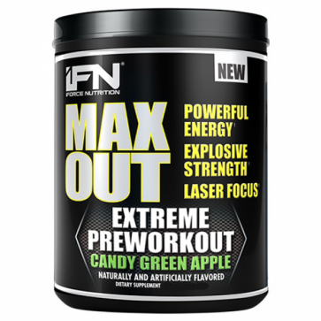 iForce Nutrition Max Out Rainbow Sherbet 74g