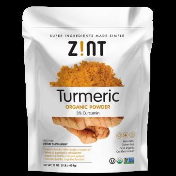 ZINT Turmeric Powder 1 Lb