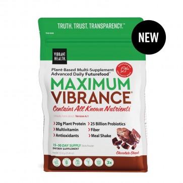 Vibrant Health Maximum Vibrance Chocolate Chunk Pouch