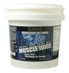 Muscle Juice 2544 Chocolate 10 45 Lb By Ultimate Nutrition