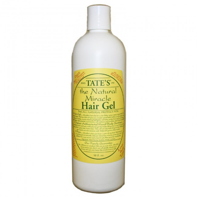 Tate S The Natural Miracle Hair Gel