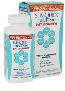Ultra Fat Burner For Women 60 Capules By Slim Quick
