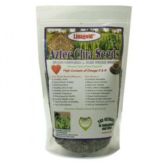 Aztec Chia Seeds By Linagold 16oz Buy Wholesale Product