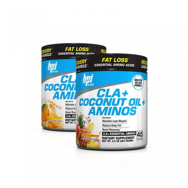 Bpi Cla Coconut Oil And Aminos Reviews Bpi Cla Coconut