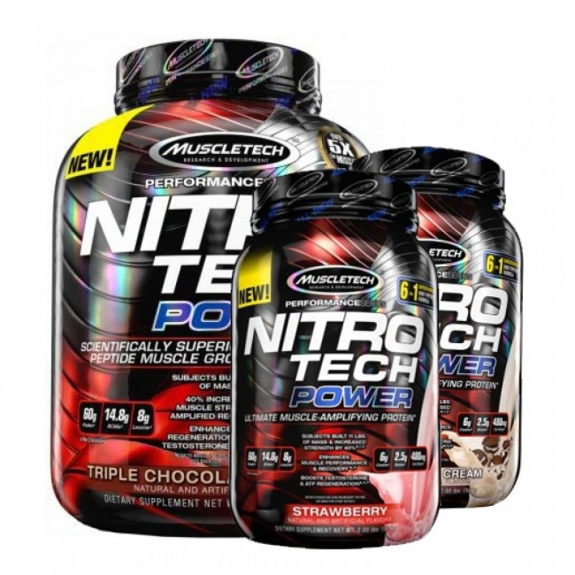 Muscletech nitrotech reviewpros and consdaman singh