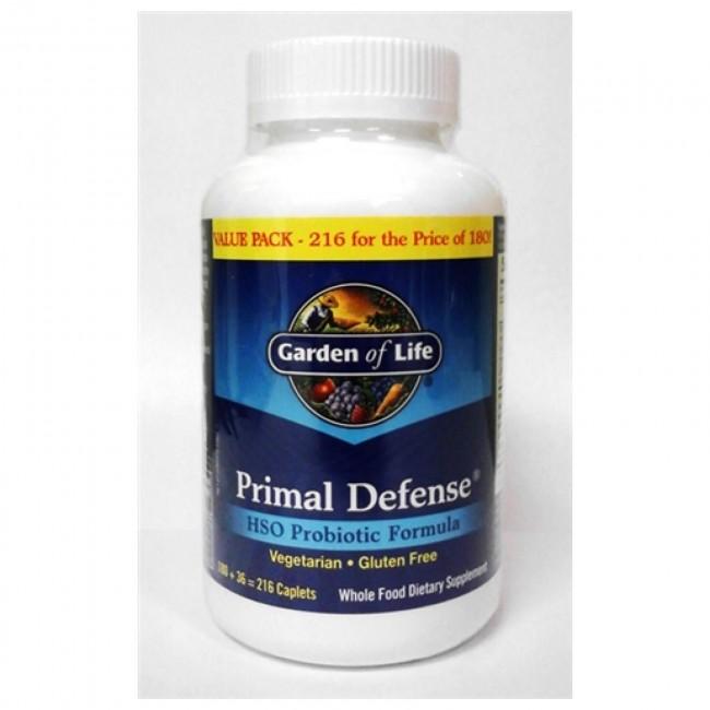 Primal Defense Hso Probiotic Formula Garden Of Life