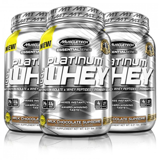 Muscletech Platinum 100 Whey
