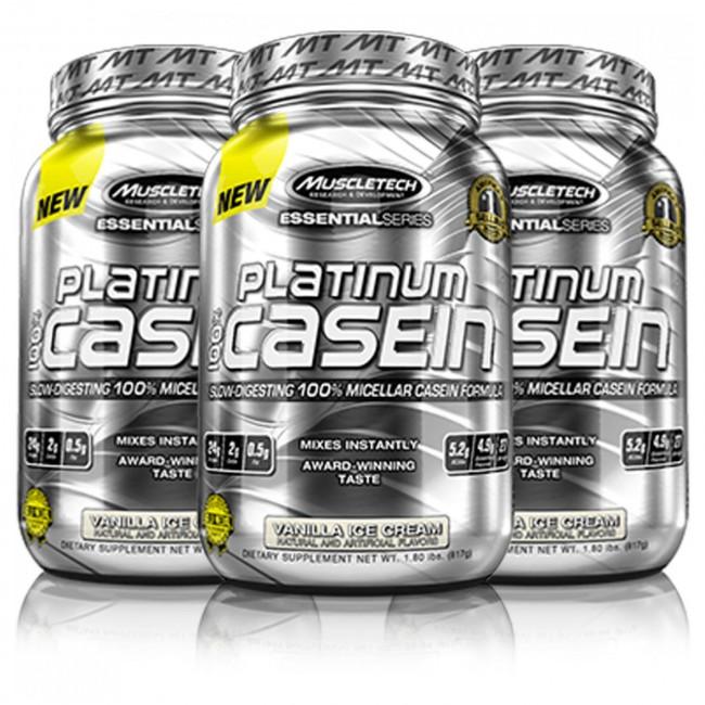 Muscletech Platinum Casein Muscletech Casein