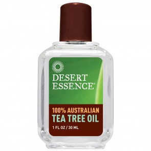 Desert Essence 100% Tea Tree Oil 1 fl oz