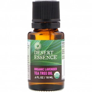 Desert essence Tea Tree oil 0.6 fl oz