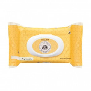 Burt's Bees Baby Bee Fragrance and Chlorine-Free Wipes 72 Ct