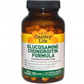 Country Life- Glucosamine Chondroitin Formula 90 Capsules