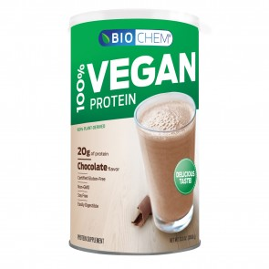 Biochem 100% Vegan Protein Chocolate 13.0 OZ
