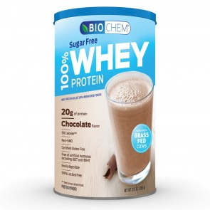 Biochem 100% Whey Sugar Free Chocolate Fudge 13.7 oz