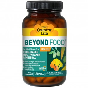 Country Life Maxi-Sorb Beyond Food 120 veggie capsules Beyond Food