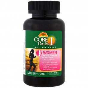 Country Life  Core Daily 1 For Women 60 Tablets