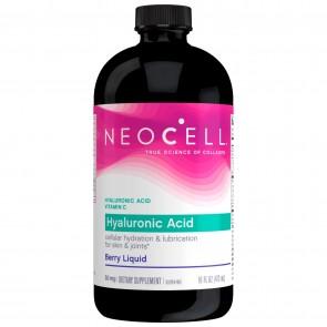 NeoCell Hyaluronic Acid Berry Liquid 16 fl. oz.