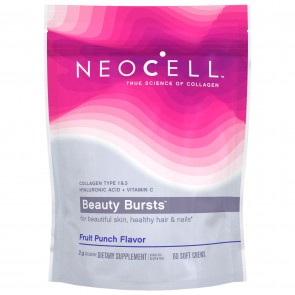NeoCell Beauty Bursts Fruit Punch 60ct
