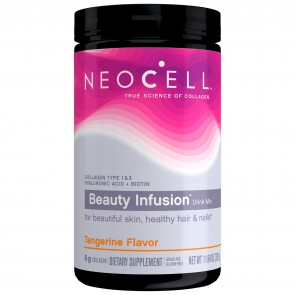NeoCell Beauty Infusion Tangerine Powder 11.64oz
