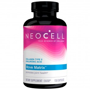 NeoCell Move Matrix Advanced Joint Hydrator 150 Capsules