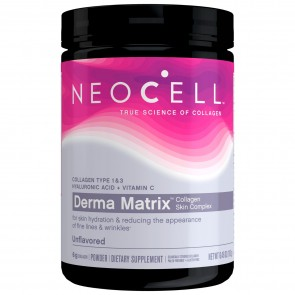 NeoCell Derma Matrix Collagen Skin Complex 6.46 oz (183 Grams)